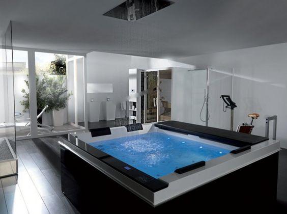 hot tub room decor 22