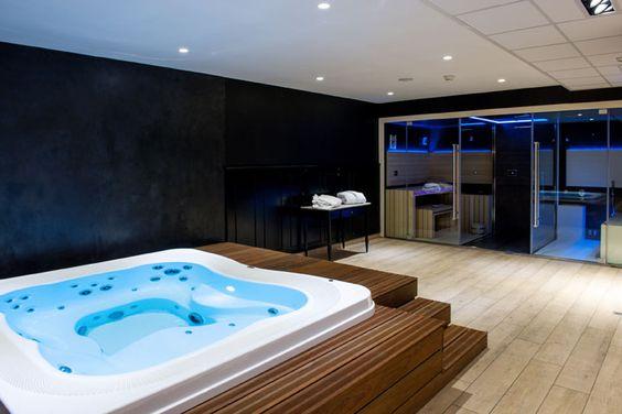 hot tub room decor 23