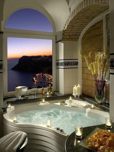 hot tub room decor 24
