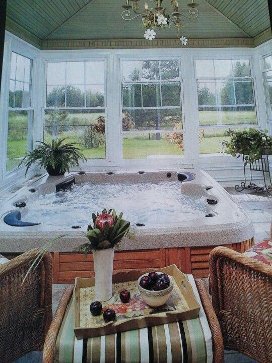 hot tub room decor 5