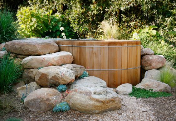 hot tub surround ideas 3