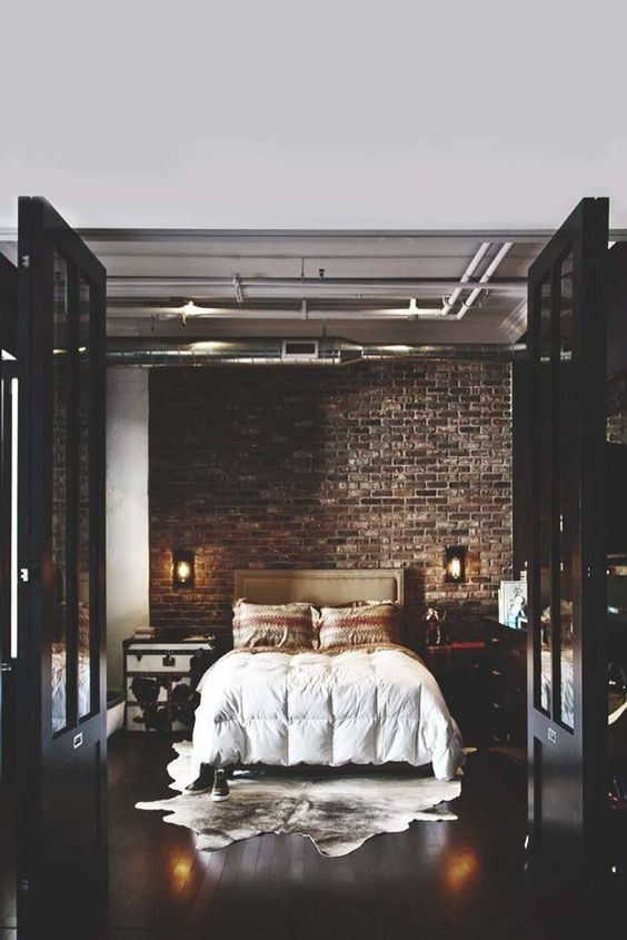 industrial bedroom 15