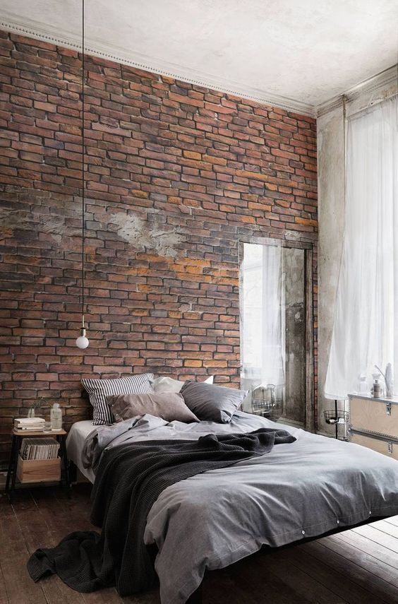 industrial bedroom 18