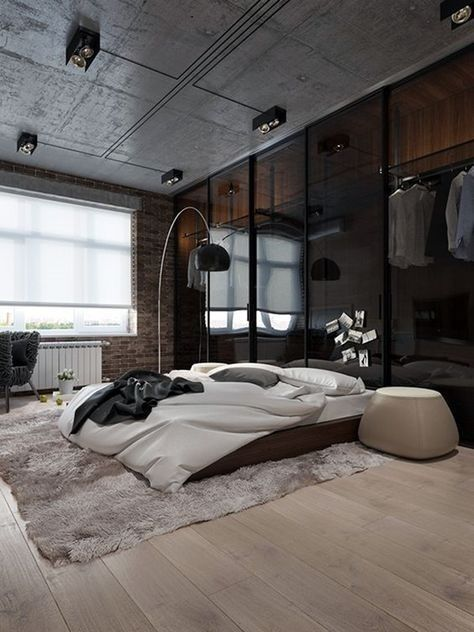 industrial bedroom 2