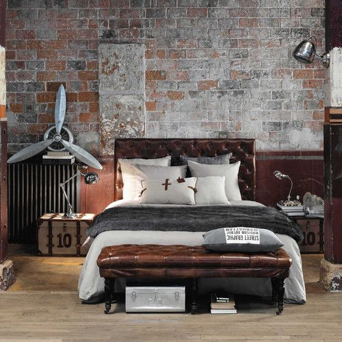 industrial bedroom 6