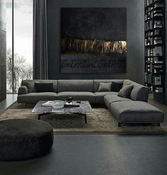 masculine living room 8