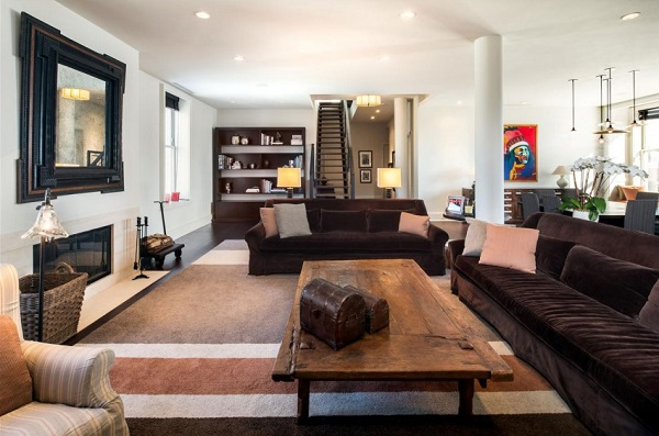 25 Elegantly Stylish Masculine Living Room Ideas With Bold Nuance