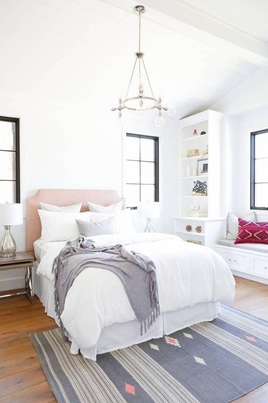 modern boho bedroom 11
