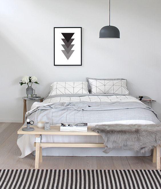 modern boho bedroom 12
