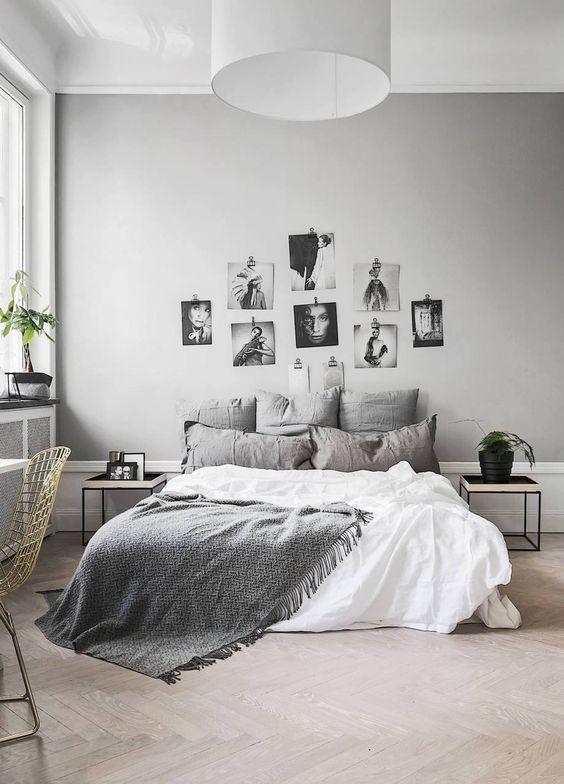 modern boho bedroom 14