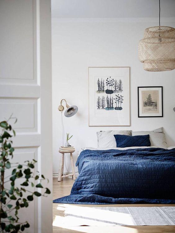 modern boho bedroom 15