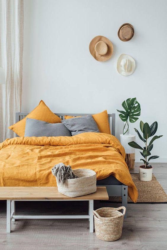 25+ Most Stylish Modern Boho Bedroom Decorating Ideas on A ... on Modern Boho Bedroom  id=30411