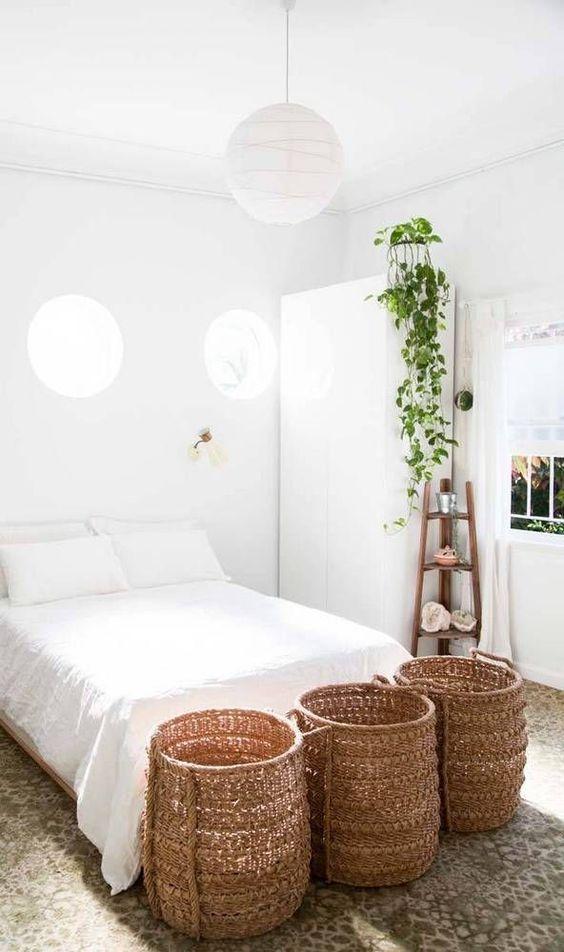modern boho bedroom 19