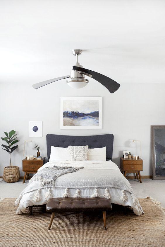 modern boho bedroom 2