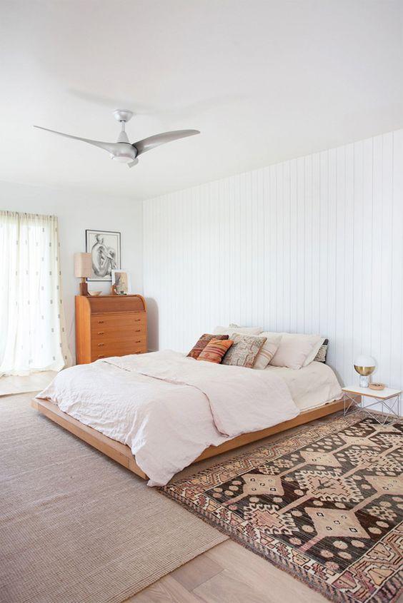 modern boho bedroom 21