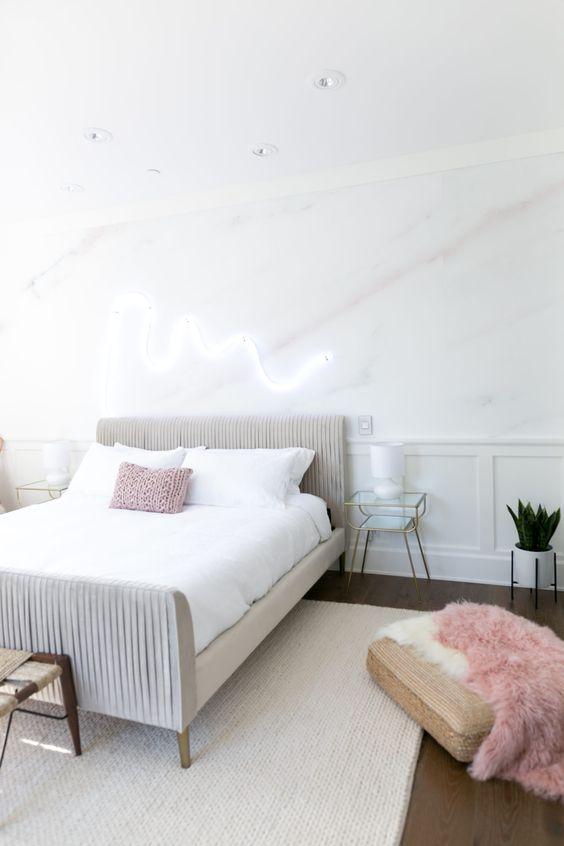modern boho bedroom 23