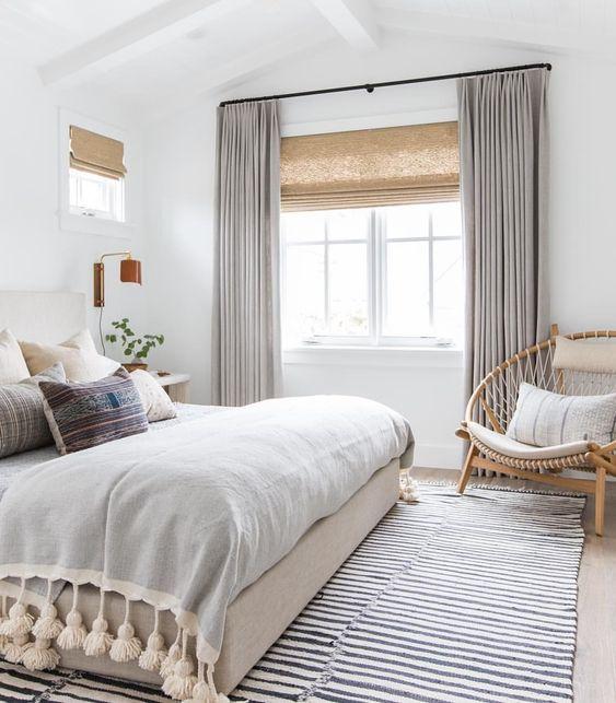 modern boho bedroom 4