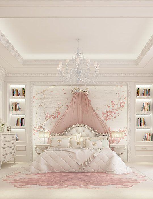 modern french bedroom 21