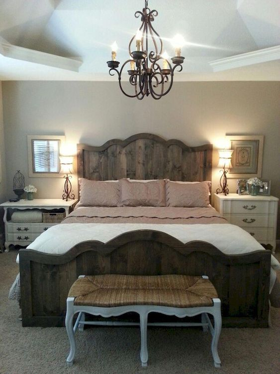 modern french bedroom 22