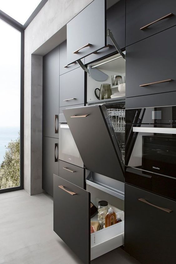 modern kitchen cabinet 1
