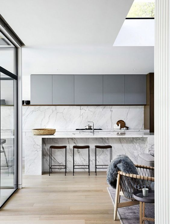 modern kitchen cabinet 10