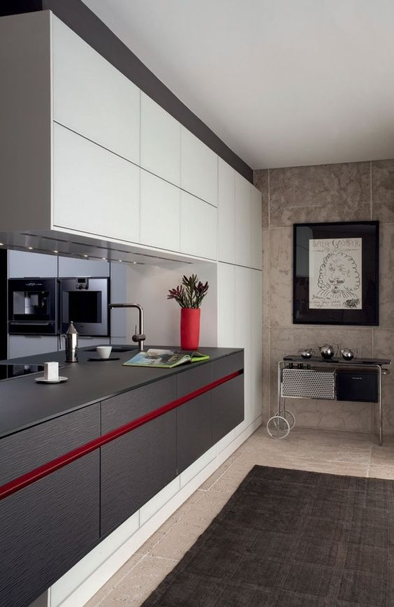 modern kitchen cabinet 18