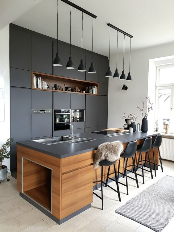 modern kitchen cabinet 24