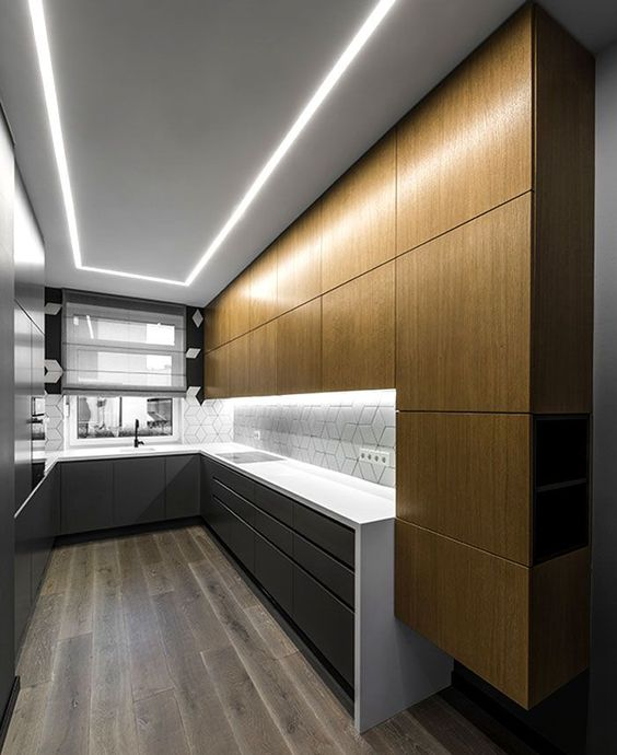 modern kitchen cabinet 6