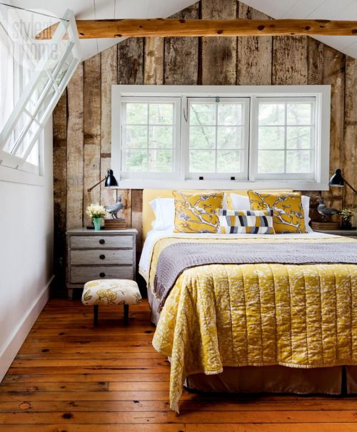 rustic master bedroom 18