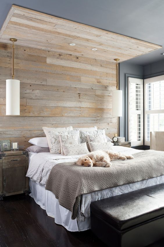 rustic master bedroom 20