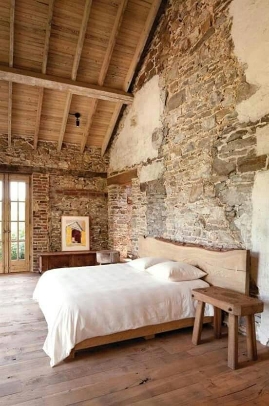 rustic master bedroom 22