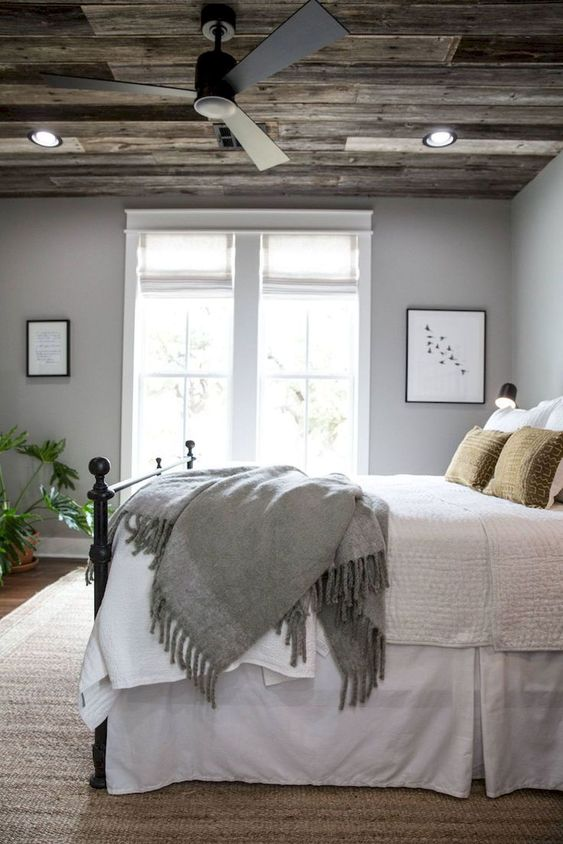 rustic master bedroom 7