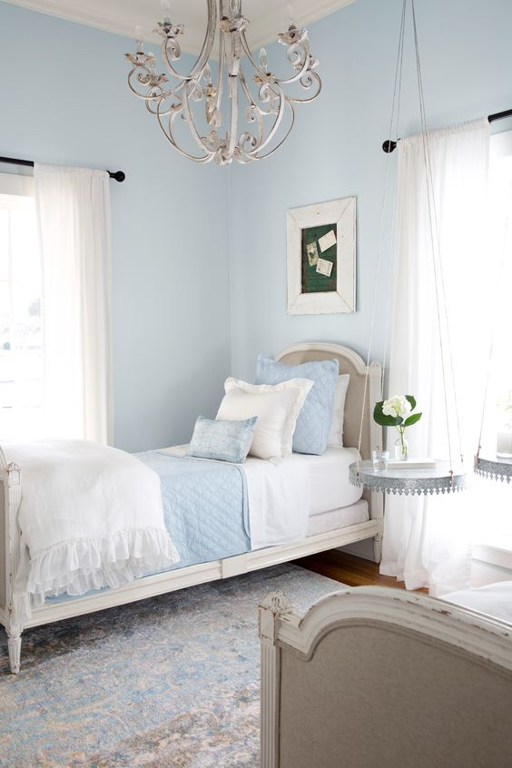 soft blue bedroom 10