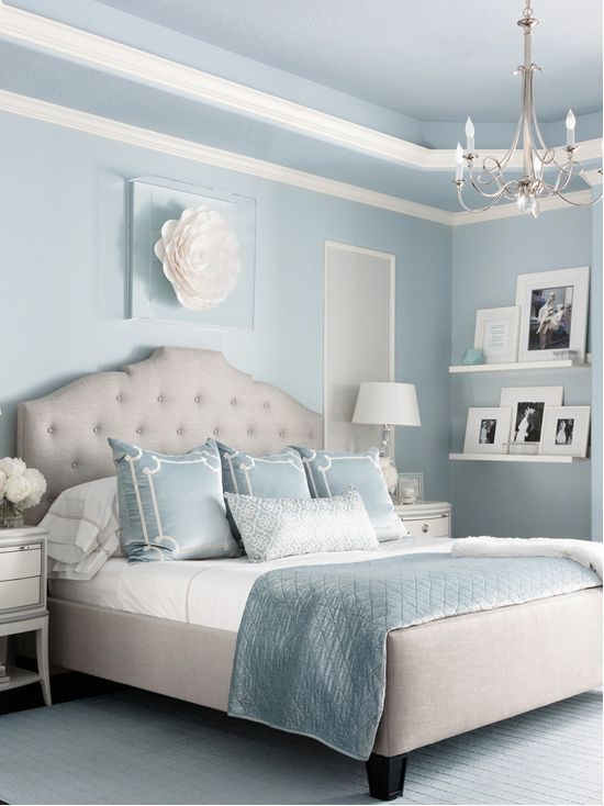 soft blue bedroom 13