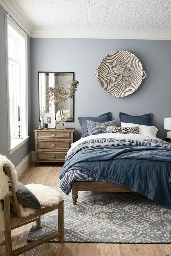 soft blue bedroom 16