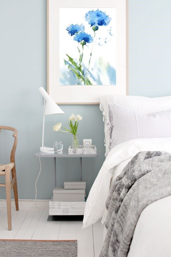 soft blue bedroom 21