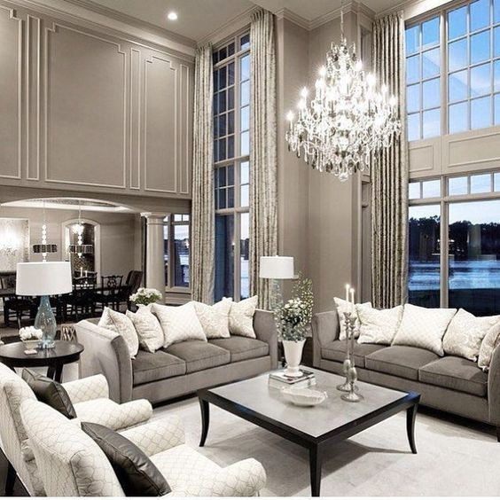 taupe living room 10
