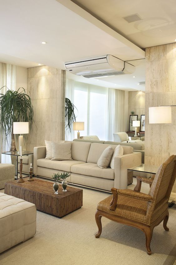 taupe living room 16
