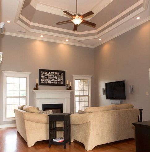 taupe living room 19