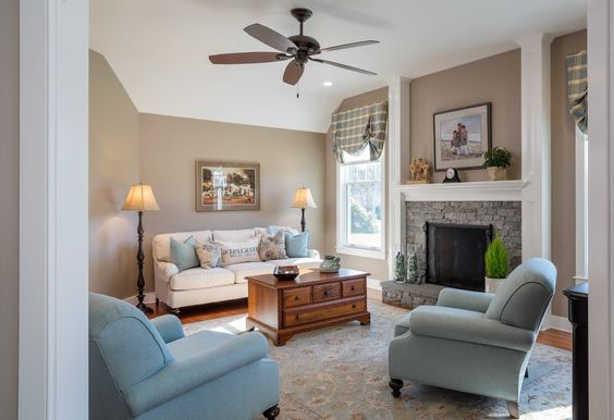 taupe living room 21