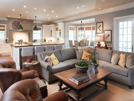 taupe living room 7