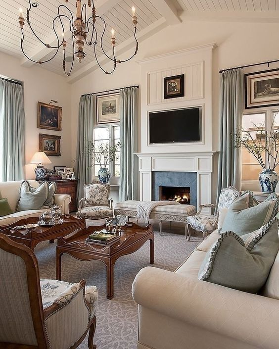 33 Traditional Living Room Design: 25+ Most Beautiful Traditional Living Room Decorating