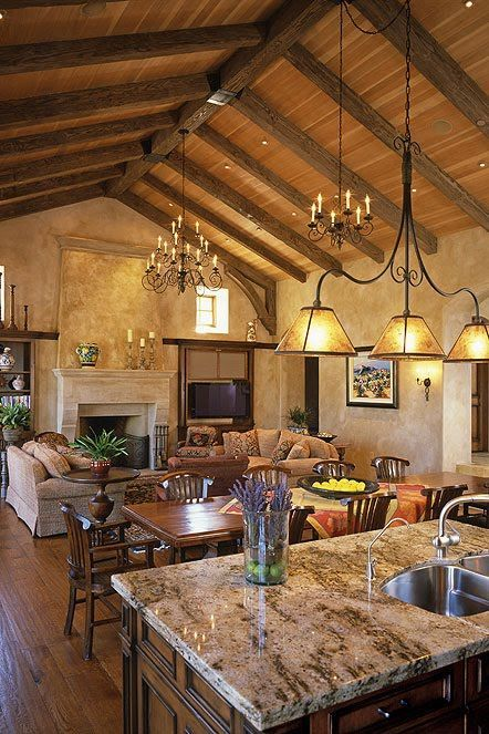 tuscan kitchen 19