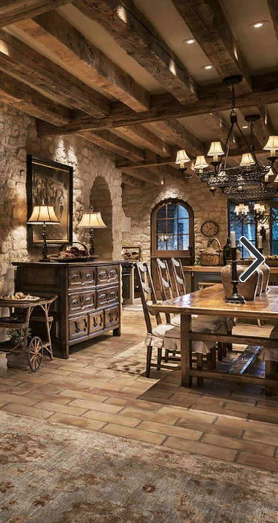 tuscan kitchen 22