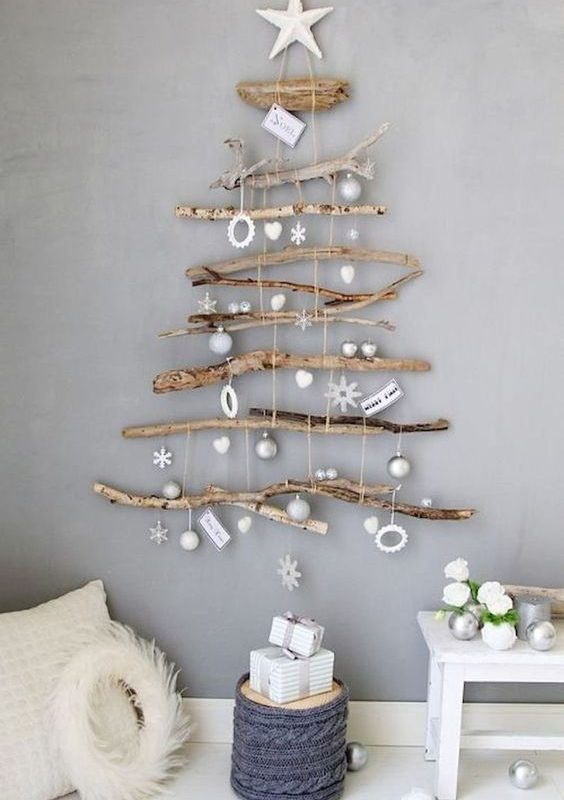 DIY Christmas Living Room Decoration 18