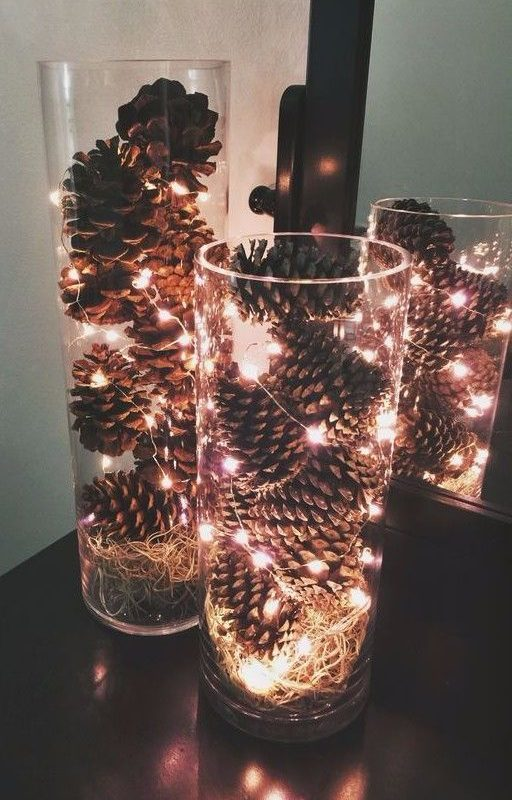 DIY Christmas Living Room Decoration 2