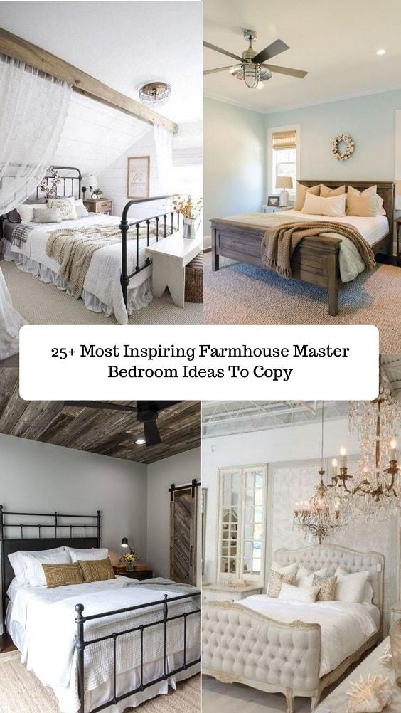 Farmhouse Master Bedroom-min