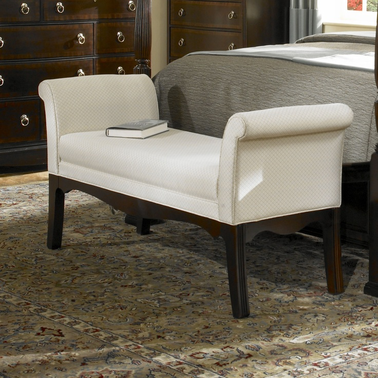 10+ Amazing Bedroom Bench Decoration Ideas | Home Improvement