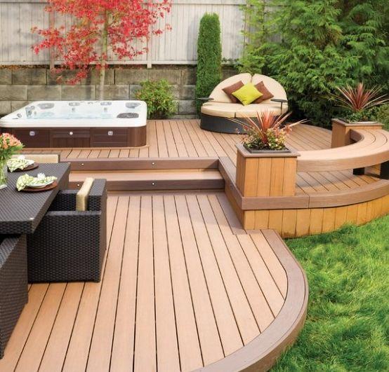 deck hot tub 12