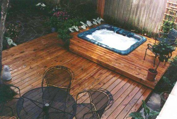 deck hot tub 15